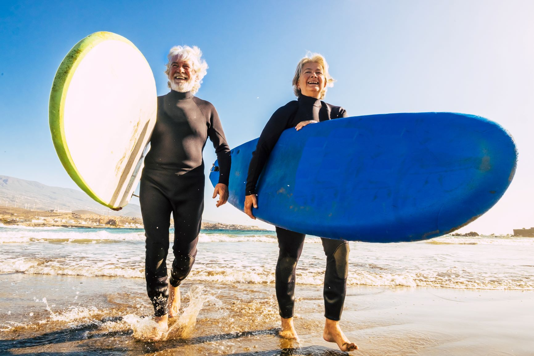 Boldies say WE ARE!, not we were:  9 ways to have a happy retirement