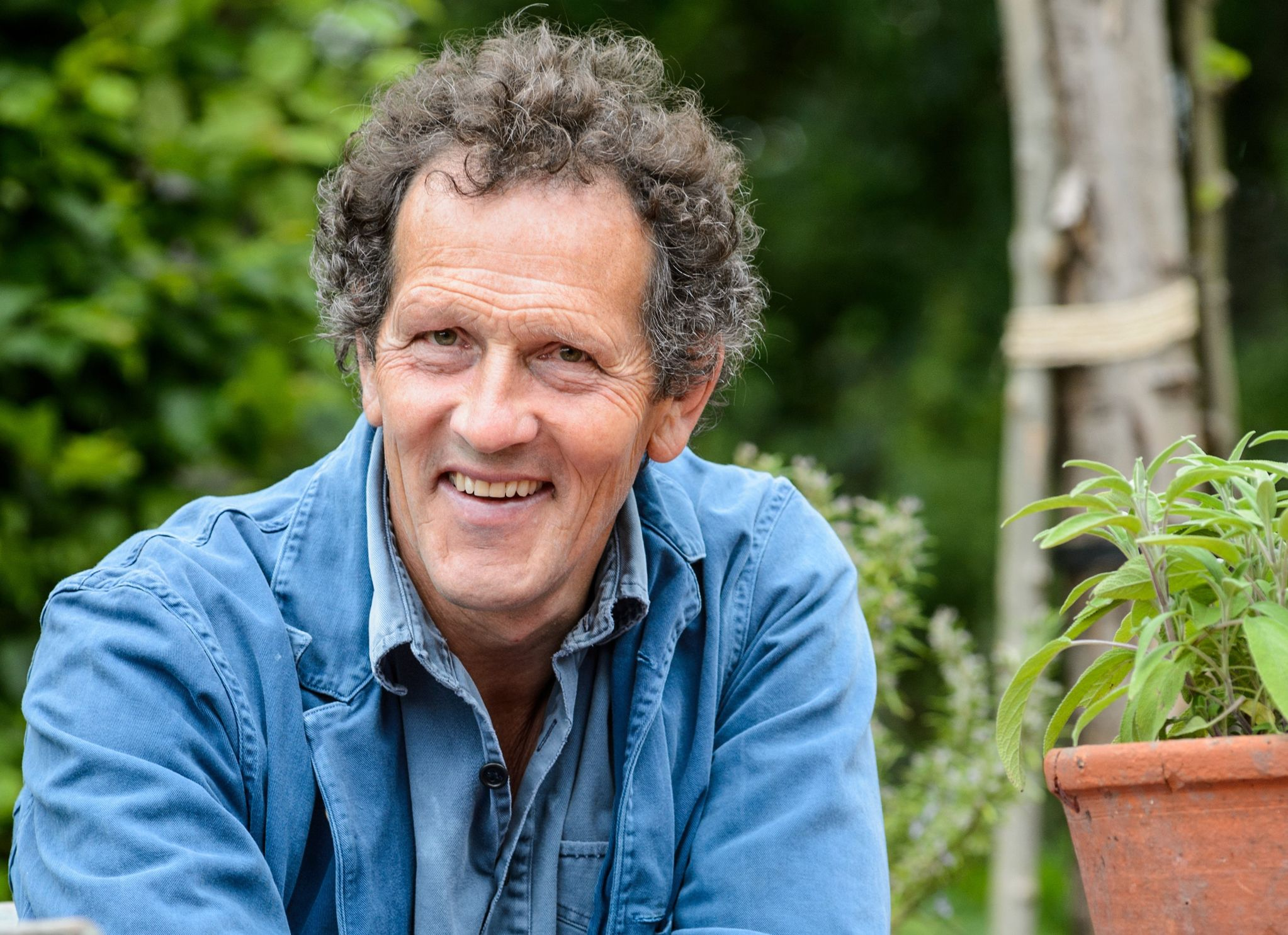 Monty Don on why gardening is his ideal therapy for body and mind