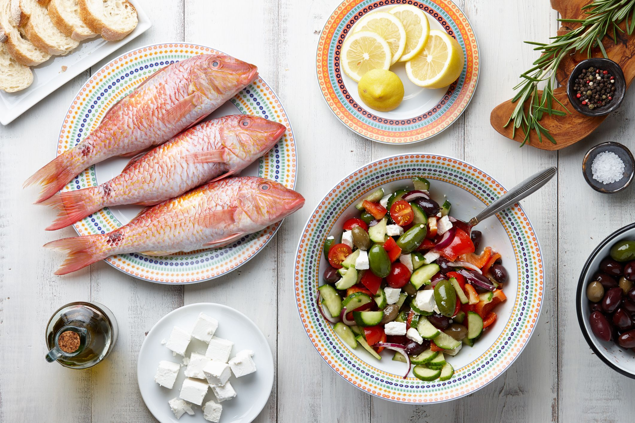 In Lockdown: A Mediterranean diet 'could help reduce depression' – here are 6 mood-boosting meals to try
