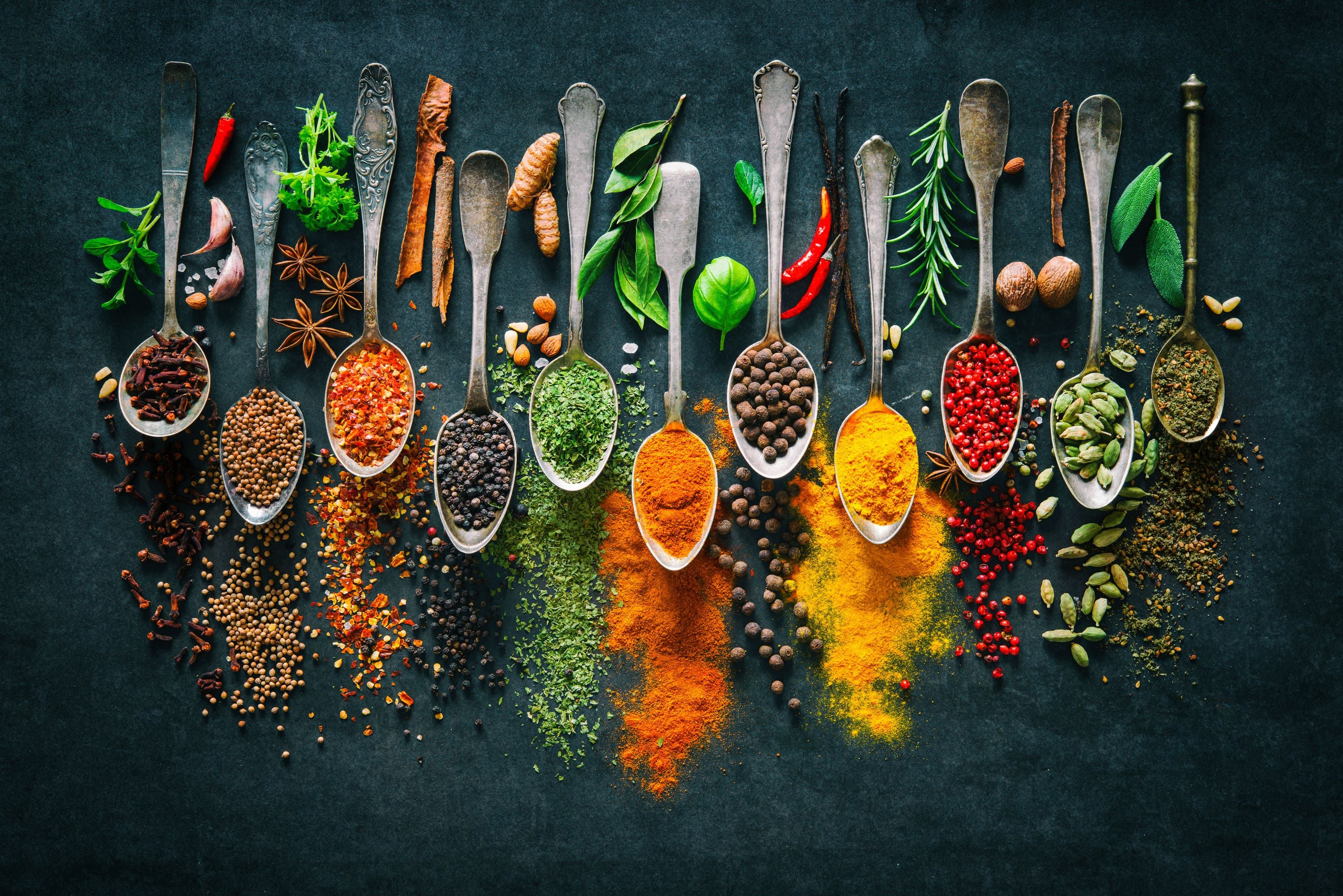 Why adding a little spice to your food might be the key to autumn and winter wellness
