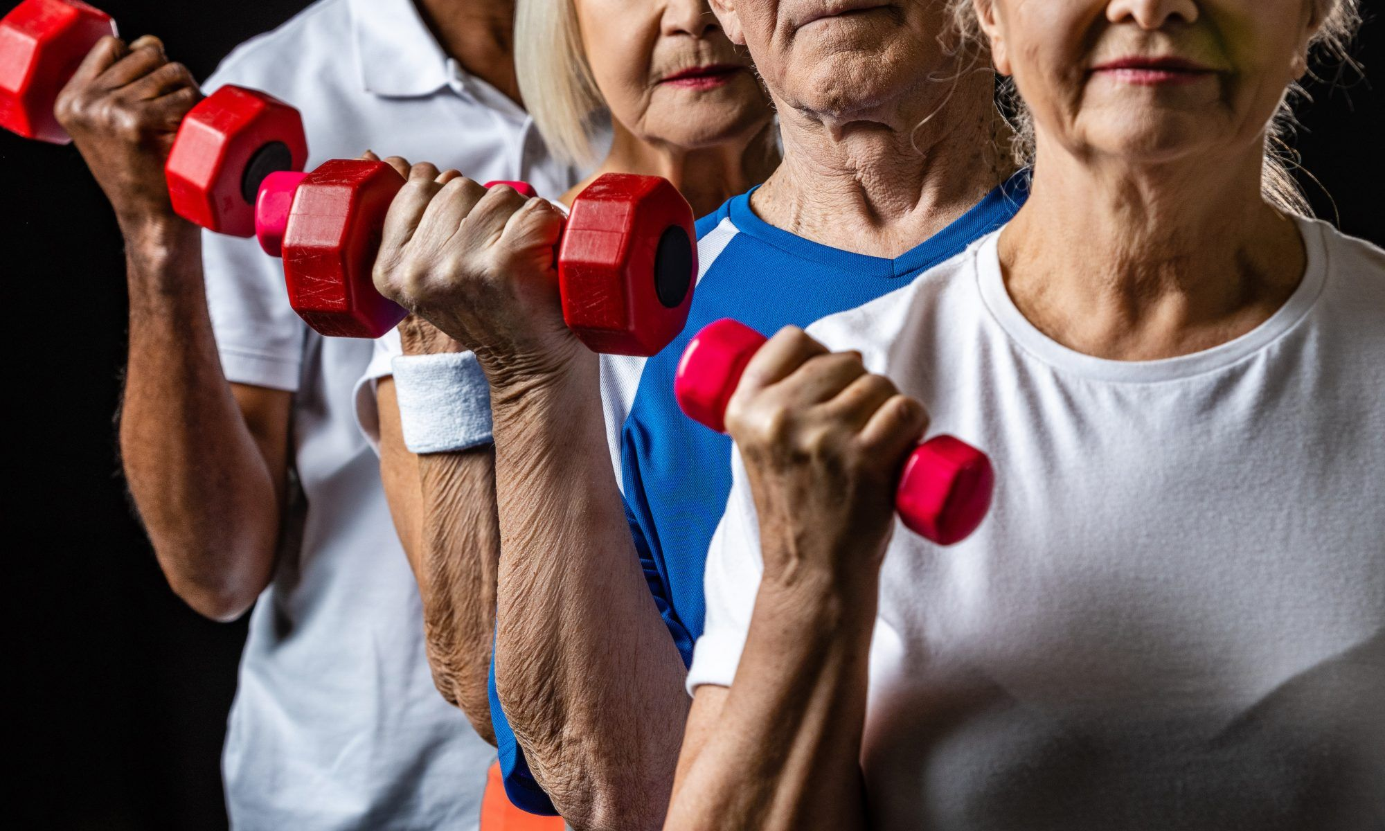 Too Old For Exercise?  Think again