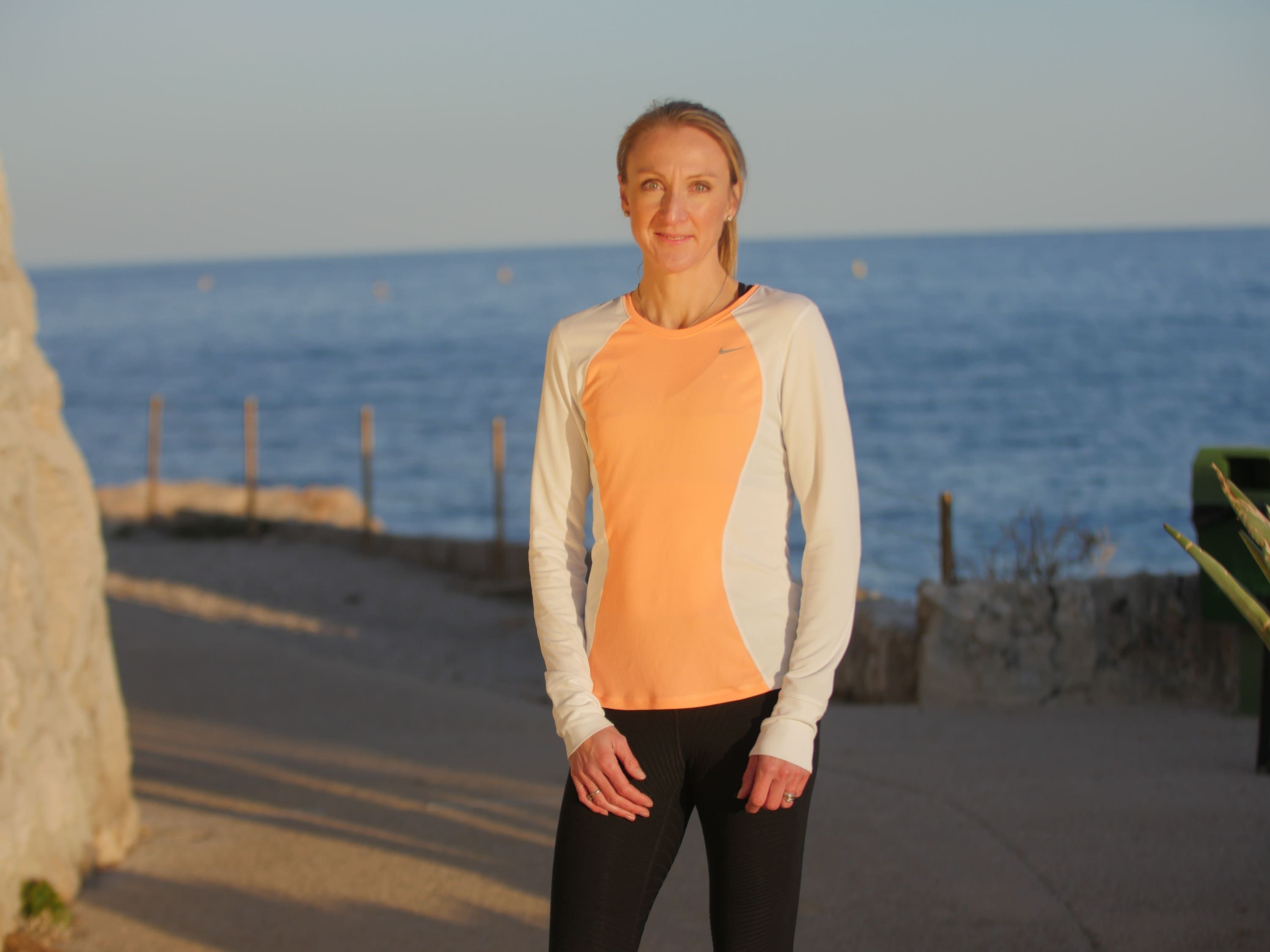 Keen to keep up your running regime this winter? Paula Radcliffe shares some top tips