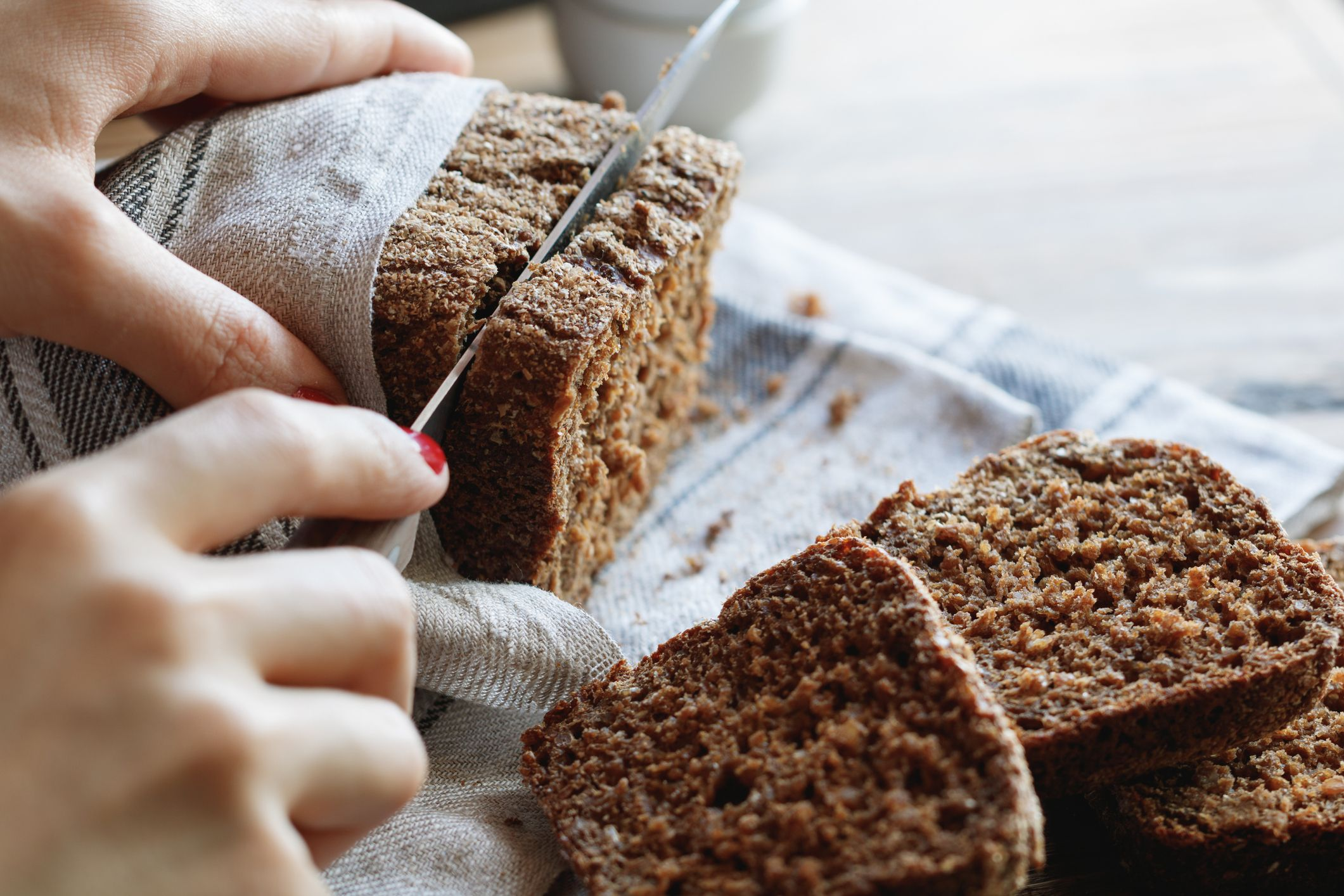 5 health benefits of switching to rye bread