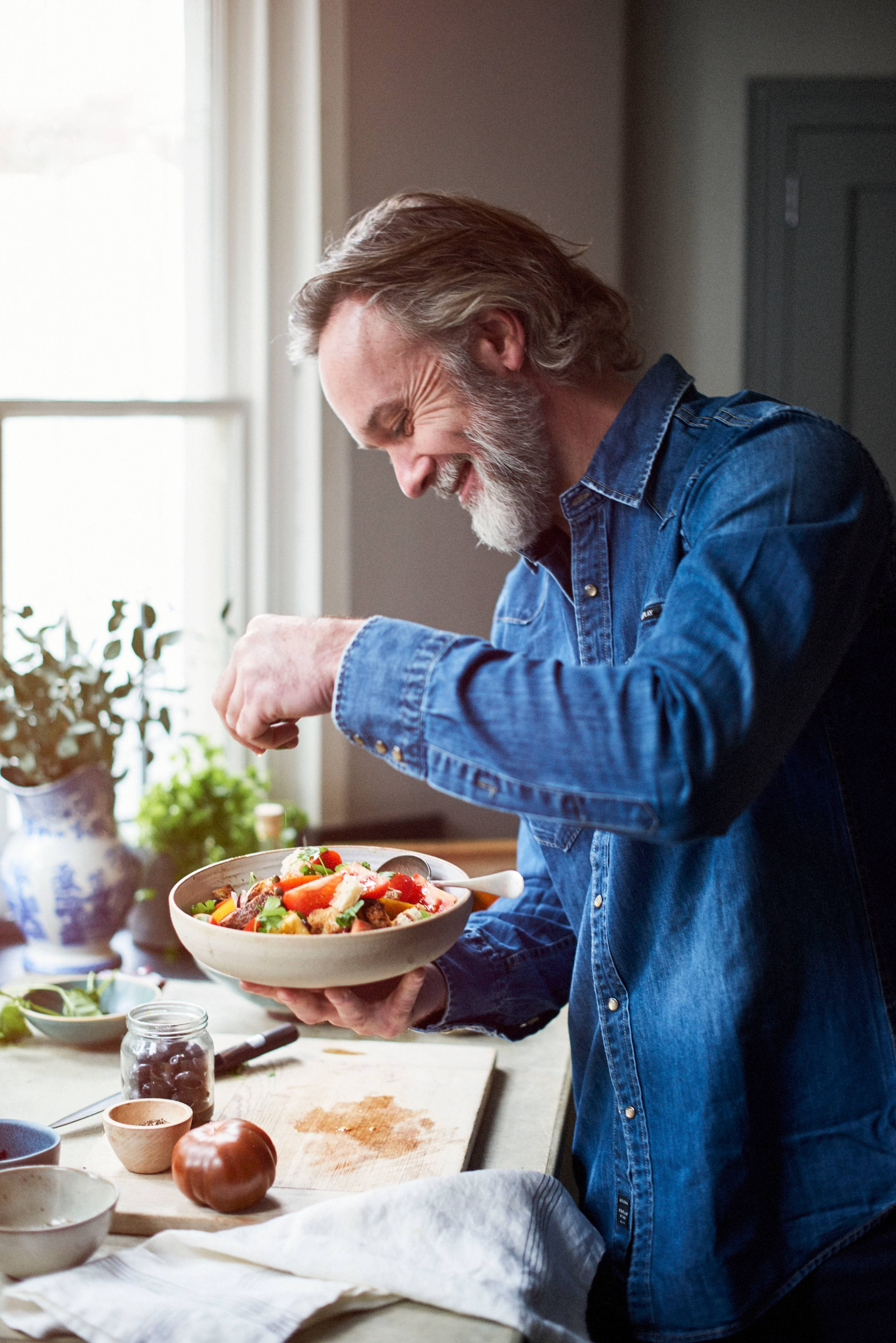 Marcus Wareing: 'We don't have money to waste – so don't waste food'