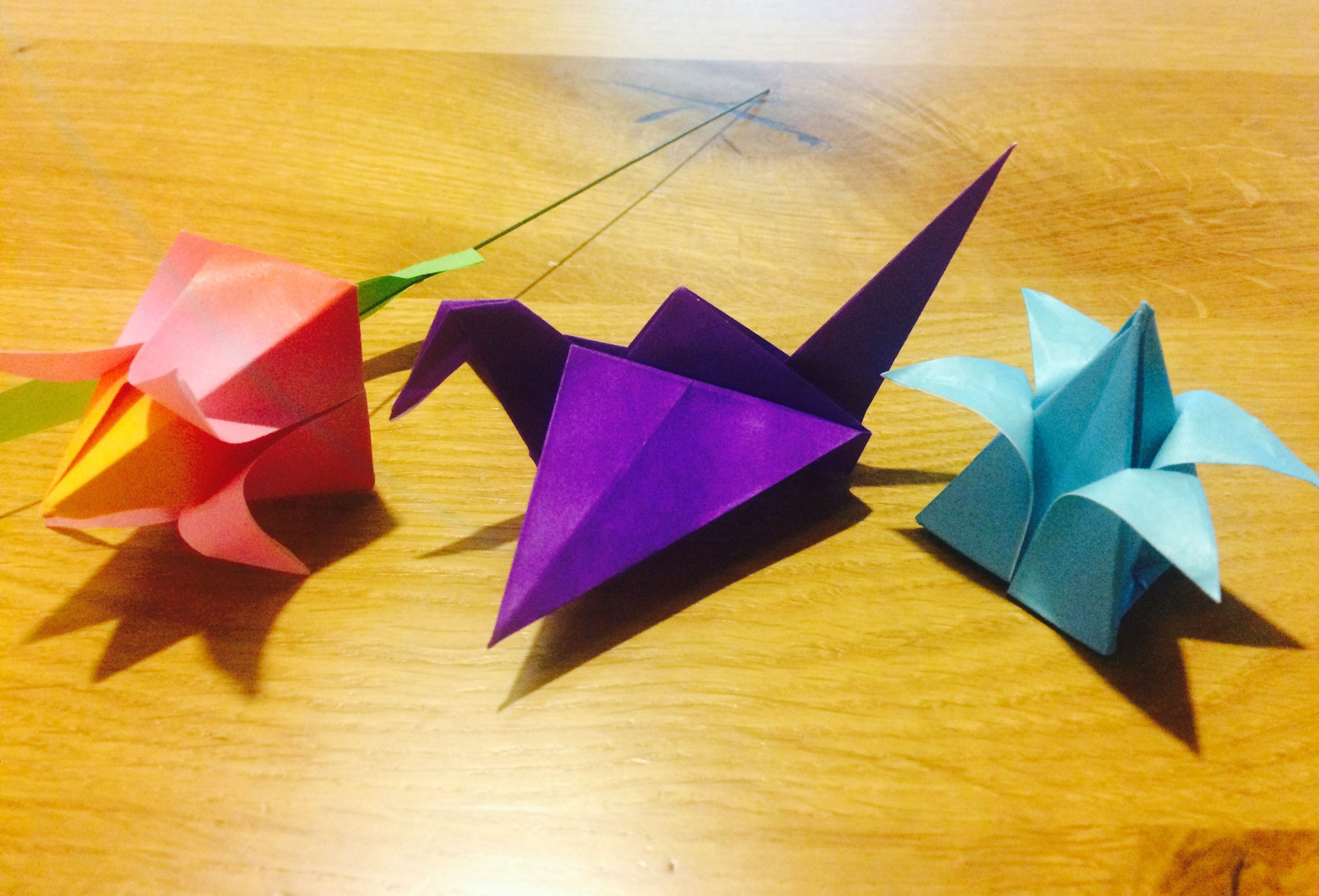 Lockdown: With time on your hands could origami make you a more mindful person?