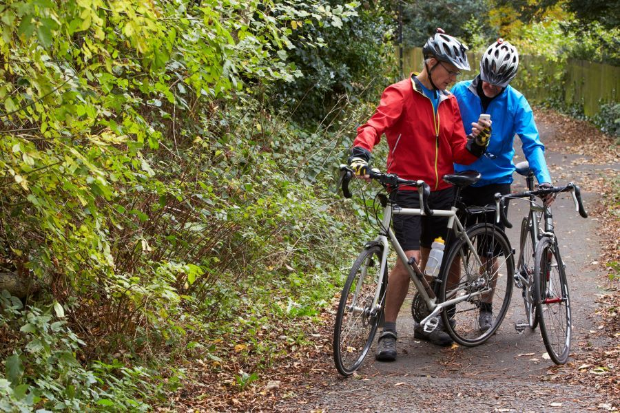 TheBoldAge takes a look at how cycling can help as we age